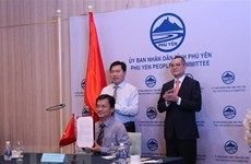 APO funds cold storage equipment for Phu Yen