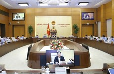 NA Standing Committee discusses 2021-2025 economic restructuring plan