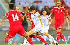 Vietnam lose 1-3 to Oman in World Cup qualifiers