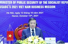 Vietnam, US seek to beef up business, trade cooperation