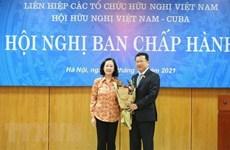 New Chairman of Vietnam-Cuba Friendship Association elected