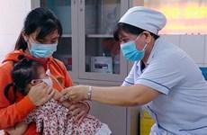 HCM City resumes immunisation programmes for children