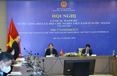 Foreign Ministry hosts conference of honorary consuls of Vietnam