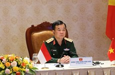 Vietnam, Indonesia hold 2nd defence policy dialogue