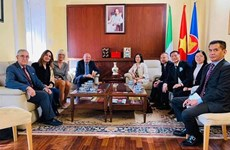 Italy wishes to promote relations with Vietnam