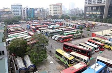 15 localities agree to resume inter-provincial road passenger transport services