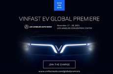 VinFast to debut new electric vehicles at Los Angeles Auto Show 2021