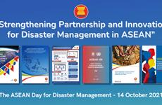 ASEAN strengthens partnership, innovation for disaster management