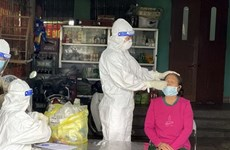Additional 3,168 COVID-19 cases recorded in Vietnam