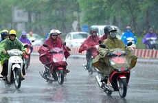 Weather turns cold in northern, north central regions