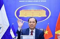 Vietnam, Nicaragua hold political consultation