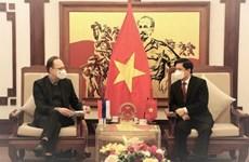 Vietnam, Russia boost transport ties