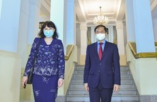 Foreign Minister: Vietnam wishes to further deepen ties with Romania