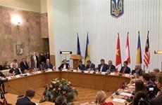 ASEAN centre inaugurated in Ukraine