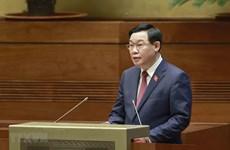 Legislators talk this year's situation, development plan for 2022