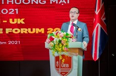Forum discuses Vietnam-UK trade, investment, climate change response cooperation