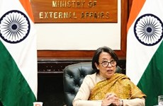 India, ASEAN promote cooperation on cybersecurity