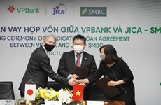 JICA partners VP Bank in promoting financial access for women-led SMS in Vietnam