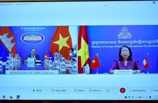 Vietnam, Cambodia hold seventh political consultation