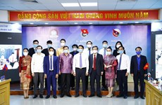 Vietnamese, Lao, Cambodian youth share pandemic-prevention experience
