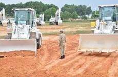 Vietnam prepares for deployment of sapper team No.1 to join UNISFA
