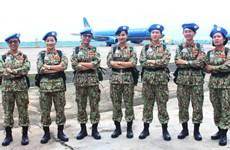 Vietnam highlights women's role in peacekeeping, peacebuilding