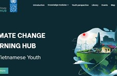UNDP debuts climate change news portal for Vietnamese youth