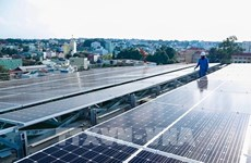 Vietnamese, Scotland firms jointly develop rooftop solar power