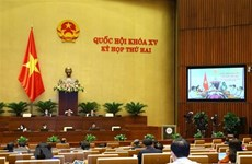 Lawmakers agree on amendments and supplements of many draft laws