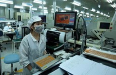 Vietnam's electronics industry continues to grow despite COVID-19