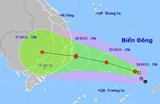 Localities in central region told to brace for coming tropical depression