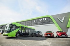VinBus launches first smart electric bus service in Phu Quoc