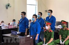 First trial of Truong Chau Huu Danh and his accomplices opens