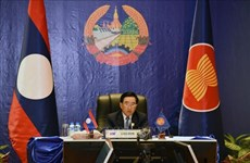 Lao Prime Minister urges ASEAN to bolster intra-bloc solidarity