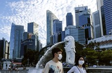 Singapore's manufacturing output decreases 3.4 percent in September