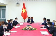 """Vietnam, UK agree on early mutual recognition of """"vaccine passport"""""""