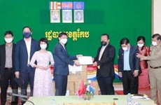 Efforts made to intensify citizen protection for Vietnamese Cambodians