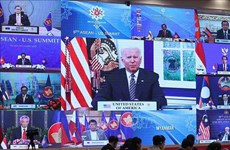 US President affirms importance of  US-ASEAN relationship