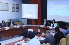Seminar spotlights Vietnamese and Chinese parties' foreign policies