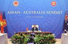 Vietnam attends first ASEAN-Australia Summit