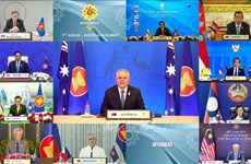 Australia supports ASEAN's centrality in Indo-Pacific