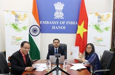 India implements quick impact projects in eight more Vietnamese localities