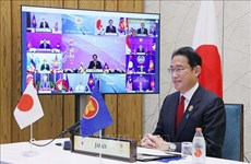 Japan supports ASEAN's efforts in resolving Myanmar issue