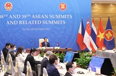 PM attends closing ceremony of 38th, 39th ASEAN Summits and Related Summits