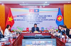 Vietnam ready to welcome sport teams to SEA Games 31 in mid-May 2022