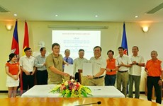 Scholarships offered to Vietnamese-Cambodian students