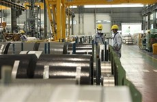 Steel industry to join 10-billion USD export club