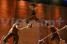 The French say 'Oui' to Vietnam circus