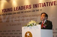 Forum for young Asian leaders to explore ideas