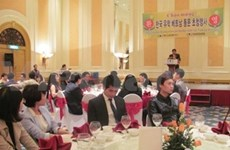 Get-together of former Vietnamese students in RoK